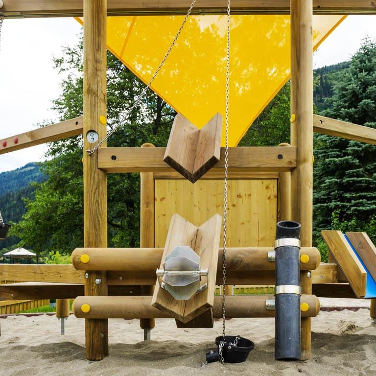 Outdoor-Fitness am Brennseehof
