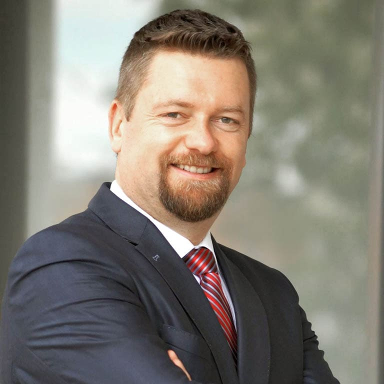 Georg Scharrer ist Maschinenbau-Techniker